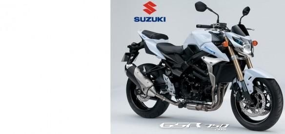 Suzuki GSR750 ABS – Kurvenräuber & RADIKALES Design!